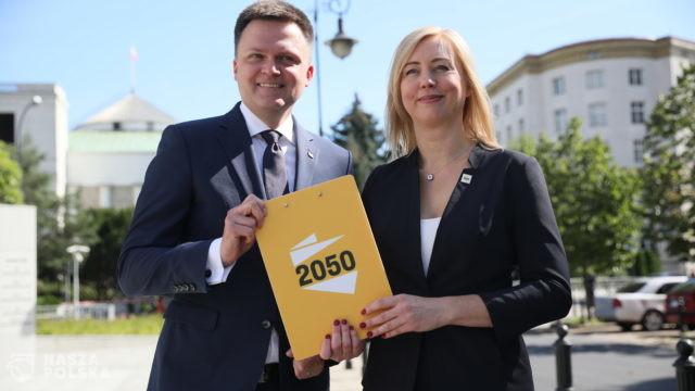 Estymator: Hołownia przeskoczył już KO. Liderem wciąż PiS