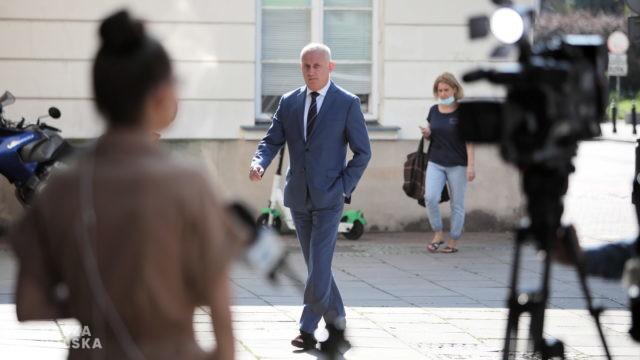 Kierwiński o kandydaturze Neumanna na szefa klubu