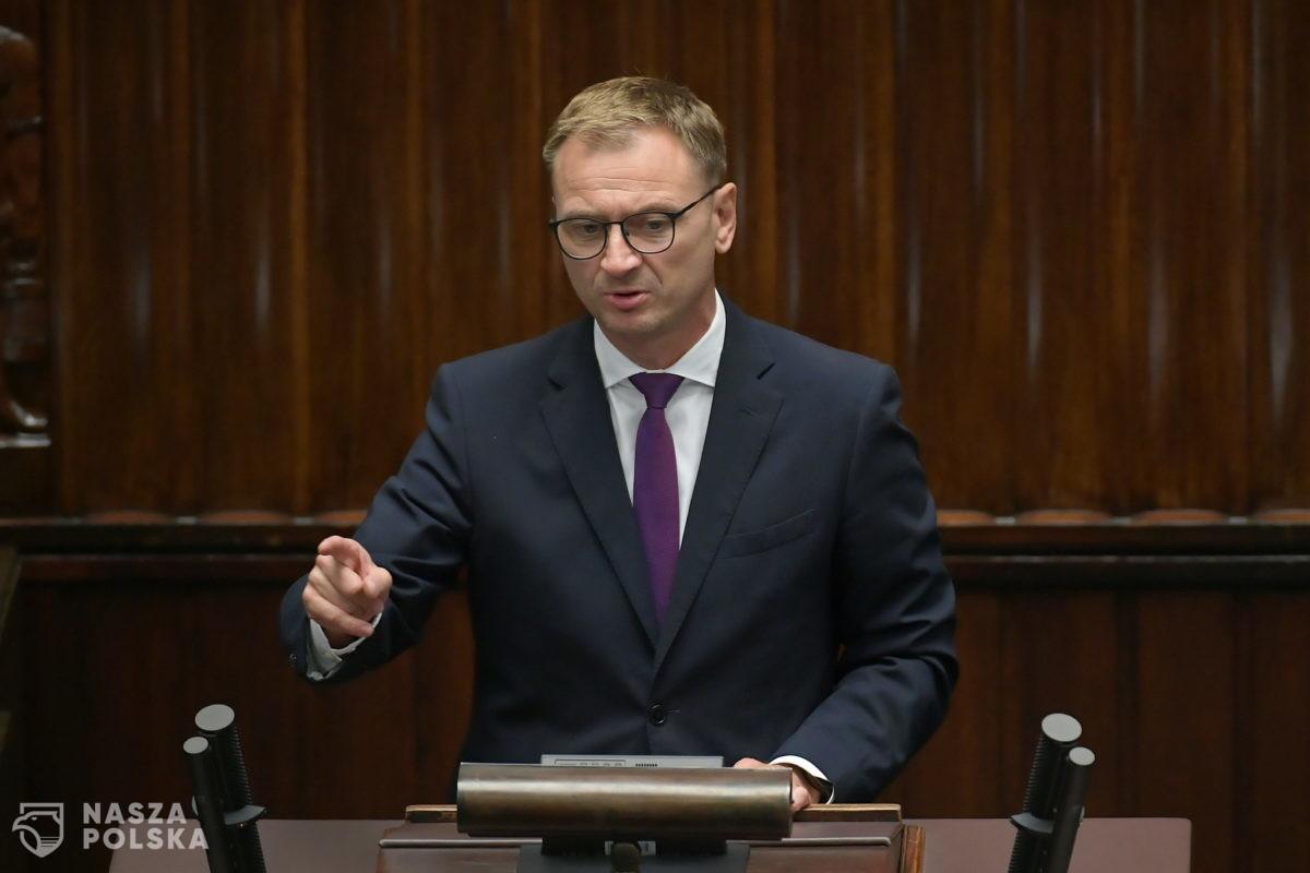 Prokurator Generalny chce uchylenia immunitetu Sławomirowi Nitrasowi