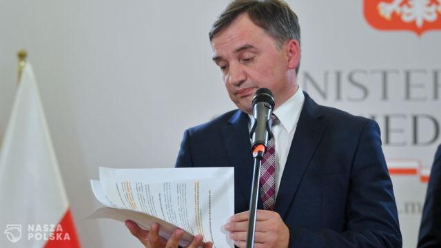 Ziobro: premier w sprawie wyborów korespondencyjnych postąpił tak, jak należało postąpić