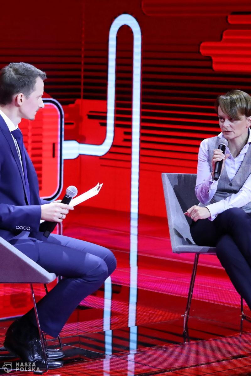 Wicepremier Emilewicz: podjęłam decyzję o opuszczeniu Porozumienia