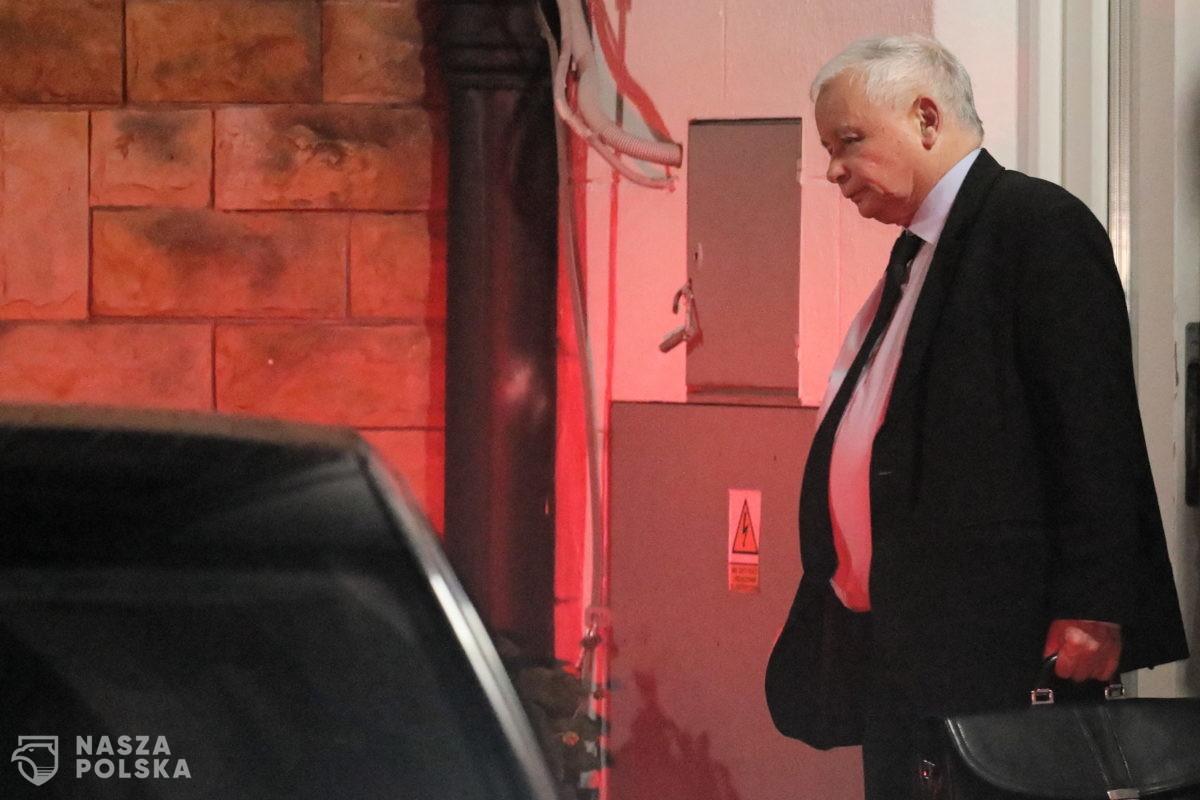 Spotkanie Kaczyńskiego i Ziobro przyniosło porozumienie