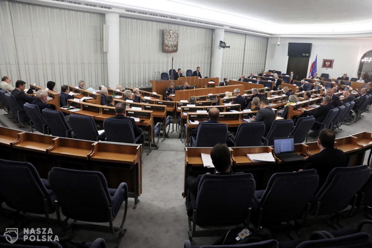 Czarnek: Senat nie ma kompetencji do prowadzenia polityki zagranicznej