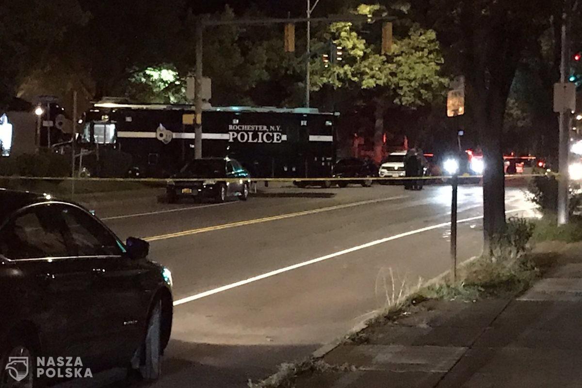 Dwie ofiary śmiertelne i 14 rannych w strzelaninie w Rochester w USA