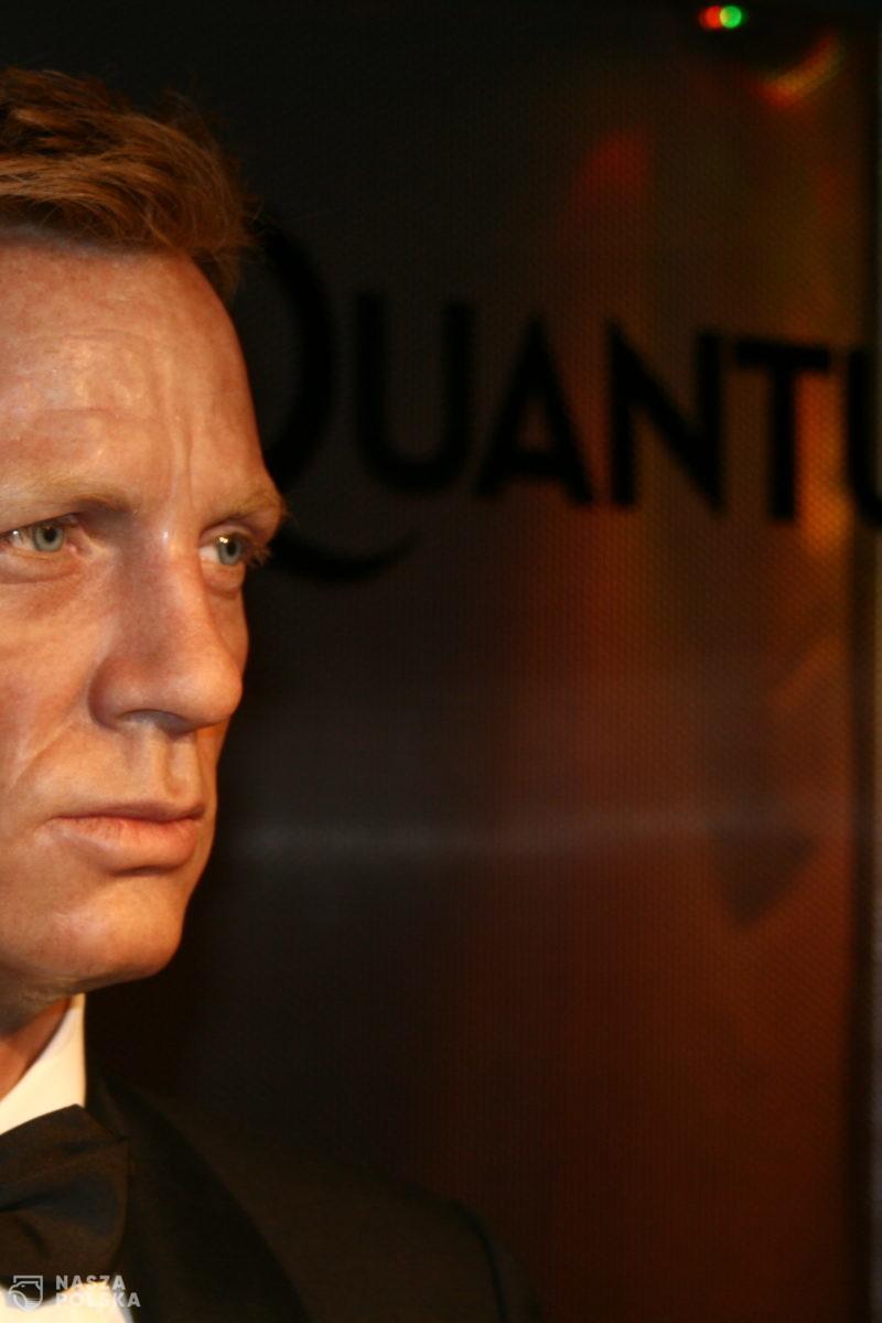 Nazywam się Bond… James Bond i byłem w Warszawie