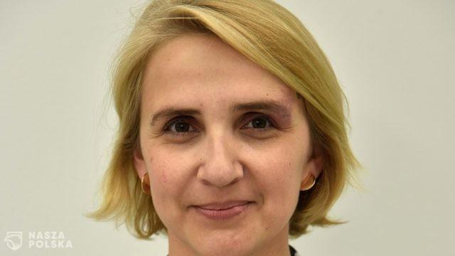 Jest wniosek do komisji etyki o ukaranie posłanki Scheuring-Wielgus