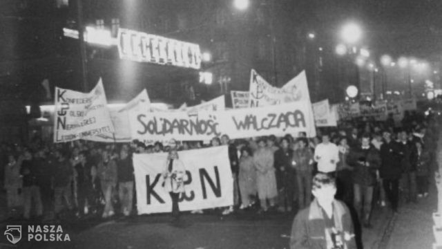 """""""Solidarność Walcząca"""". Ruch wolnościowy czerpiący z idei Polskiego Państwa Podziemnego"""
