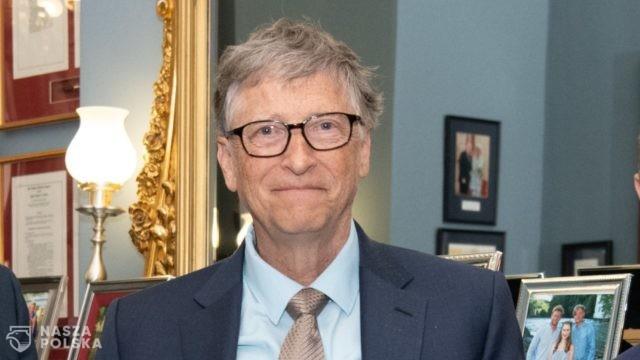 Bill Gates: do zwalczenia pandemii koronawirusa być może będzie potrzebna trzecia dawka szczepionki