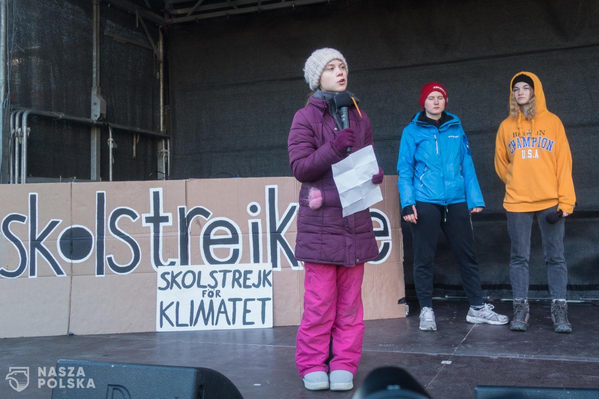 Nobel dla Grety Thunberg?