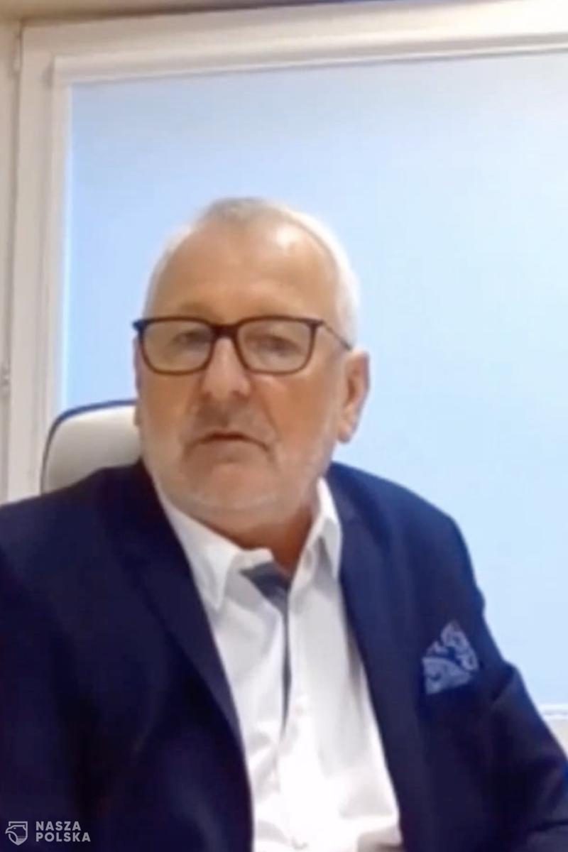 Prezes Naczelnej Izby Lekarskiej: za nadmiarowe zgony odpowiada ministerstwo zdrowia