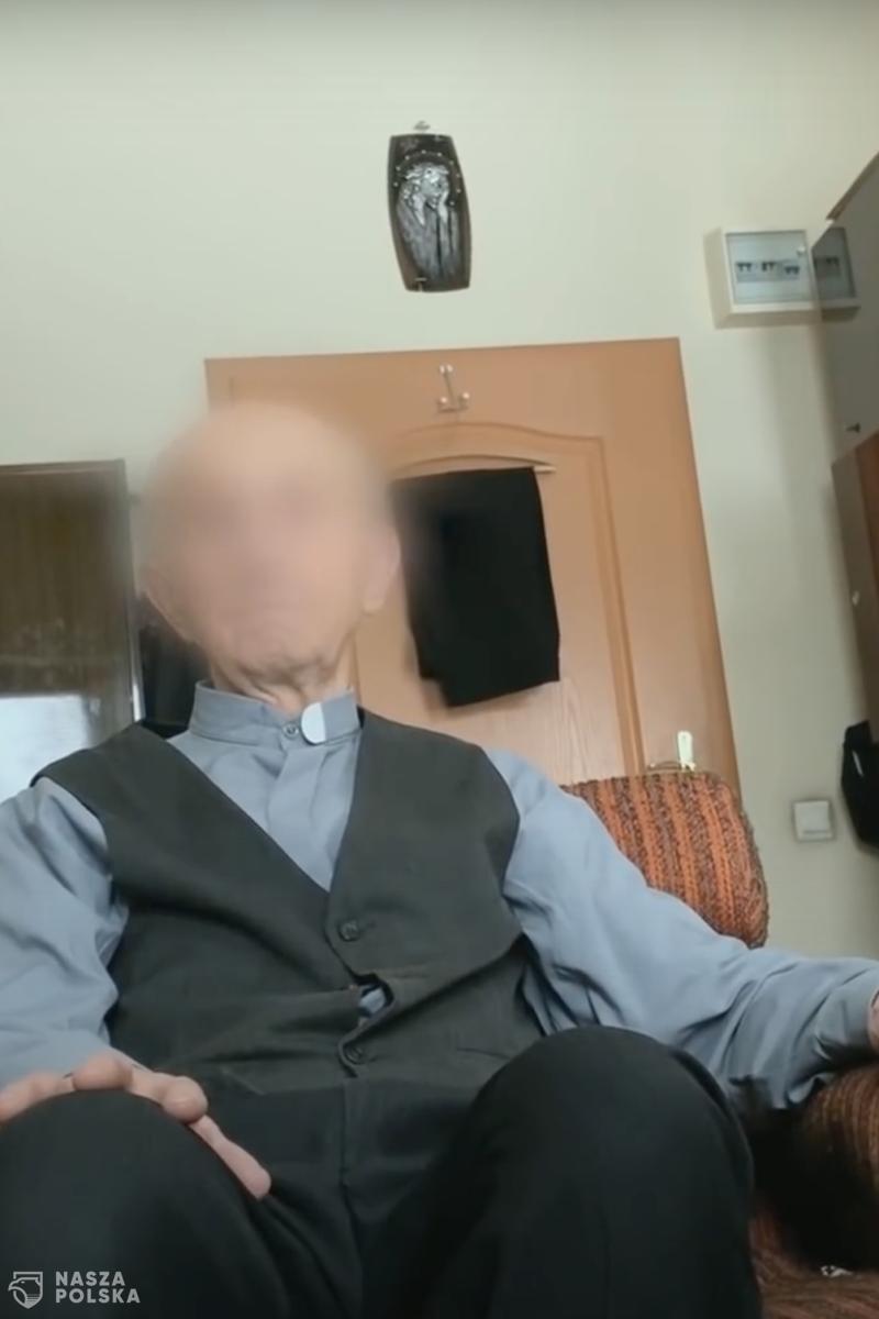 """Śledztwo umorzone w sprawie ks. Jana A. z """"Tylko nie mów nikomu"""""""