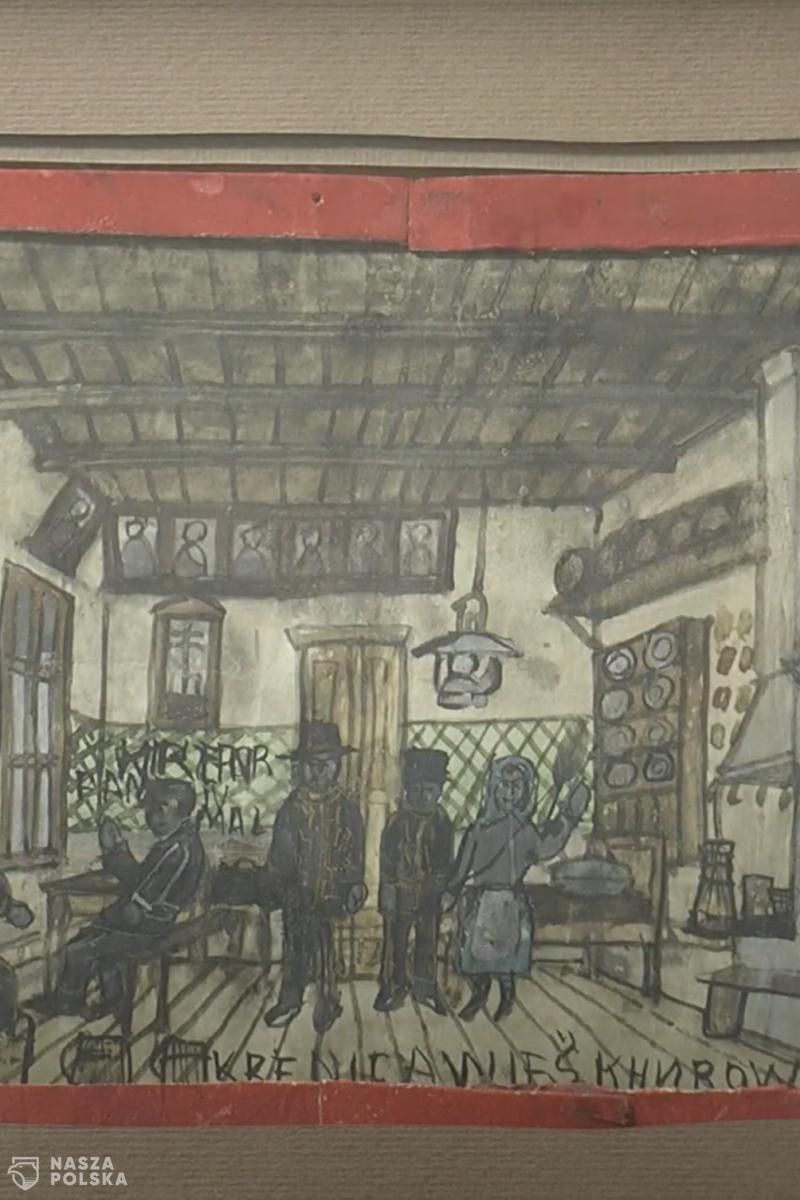 Prezentacja prac Nikifora i węgierskiej malarki Violi Berki w przestrzeni wirtualnej