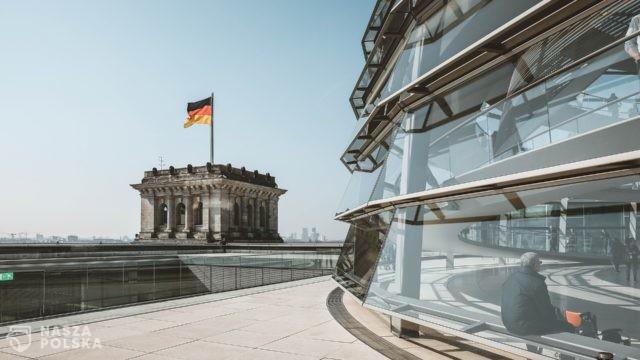 Niemcy handlują gazem do tłumienia protestów. Jest komentarz KE
