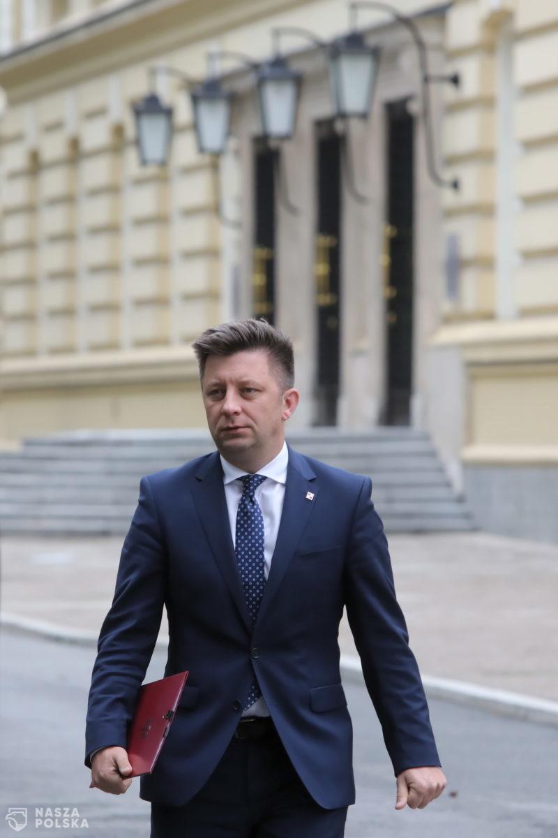 Dworczyk: rząd jest gotowy do odpowiedzi na każde pytanie opozycji ws szczepień