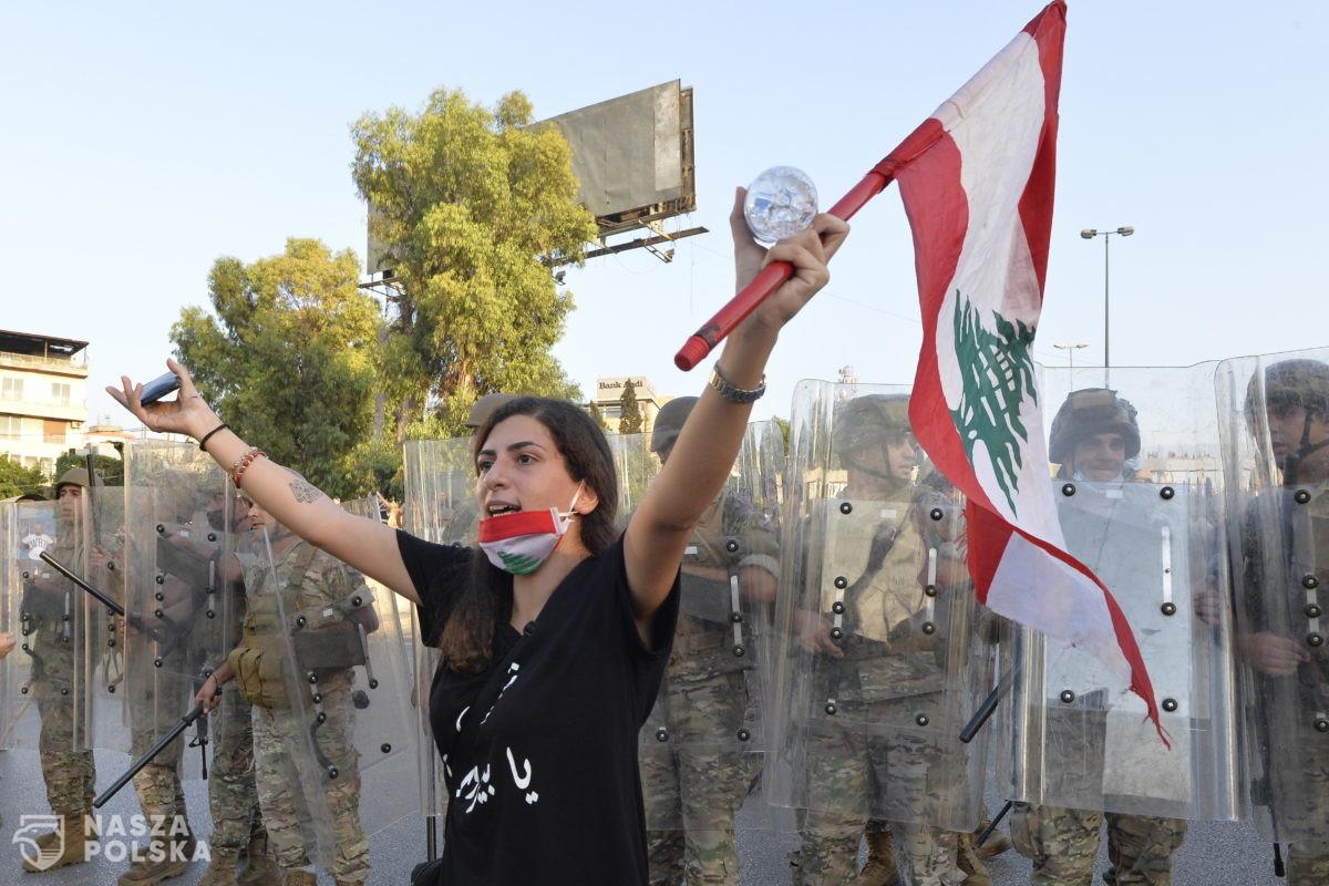 [ZOBACZ VIDEO!] Repetowicz: Liban jest na krawędzi