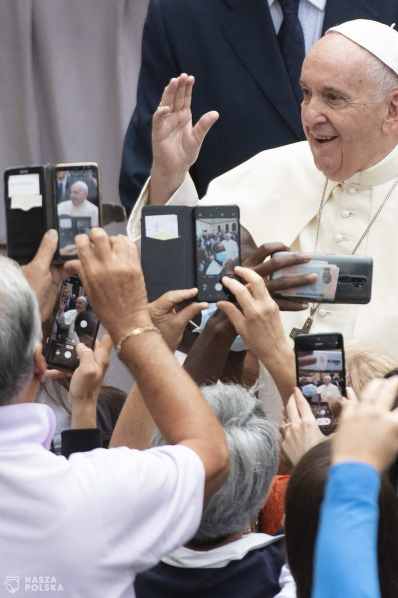 Papież przestrzega przed nacjonalizmem i egoizmem