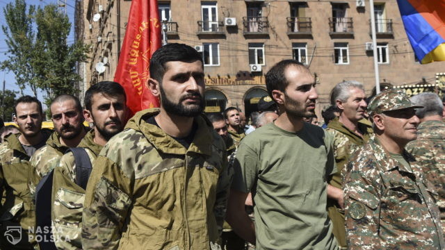 NATO i OBWE zaniepokojone doniesieniami o sytuacji w Górskim Karabachu
