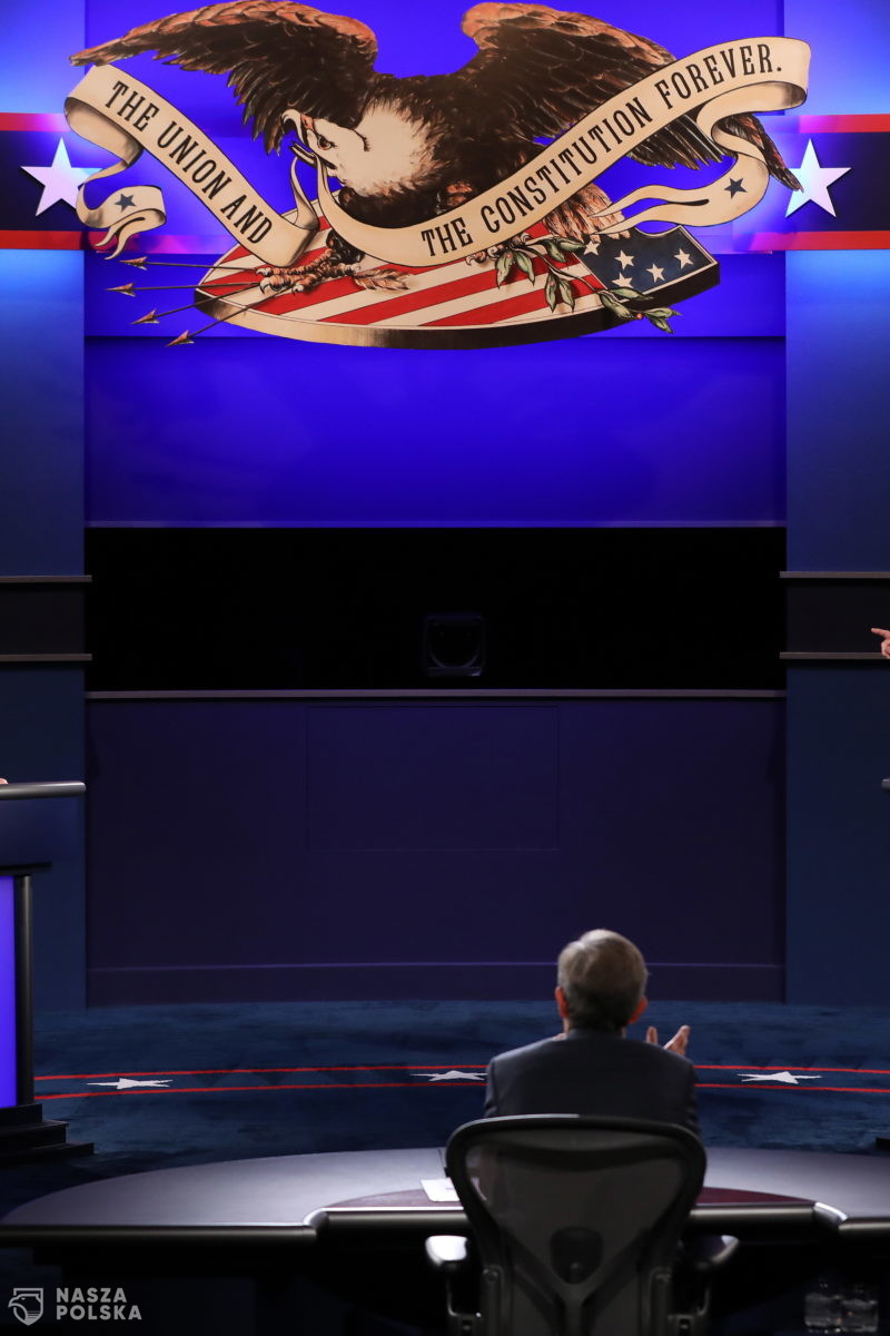 Trump krytykuje Antifę; Biden: to idea, a nie organizacja