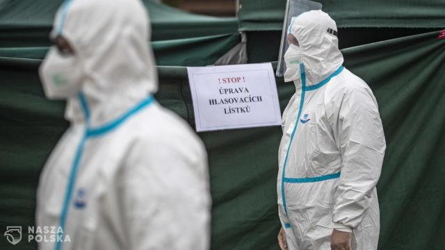 Każdy czeski pracownik będzie musiał przejść test na koronawirusa