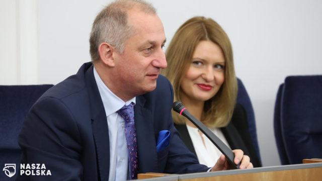 Neumann chce kandydować na szefa klubu Koalicji Obywatelskiej