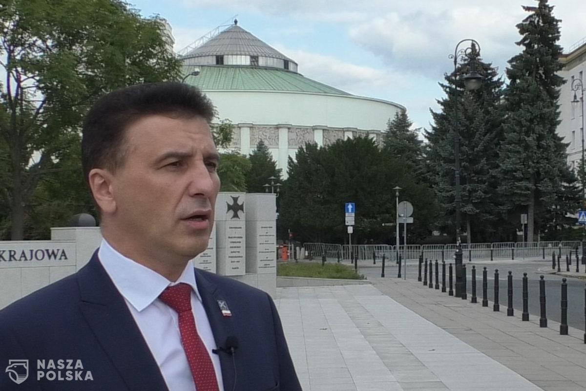 """Sachajko: Kukiz'15 nie jest """"przyspawany"""" do Koalicji Polskiej; cieszę się, że odzyskaliśmy podmiotowość"""