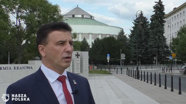 Sachajko: nie zaszczepię się przeciwko COVID dopóki nie będzie funduszu odszkodowawczego