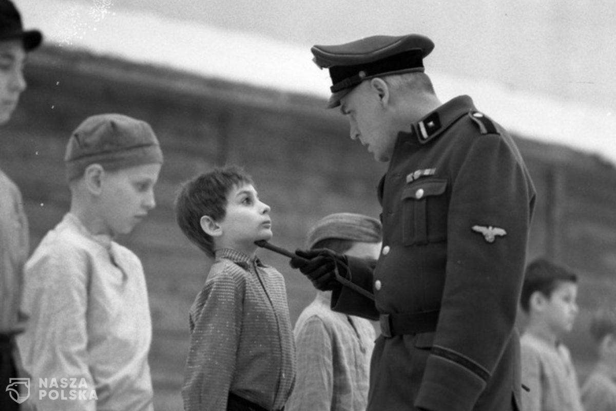 IPN: Facebook zablokował film dokumentalny o hitlerowskim obozie dla polskich dzieci Łodzi
