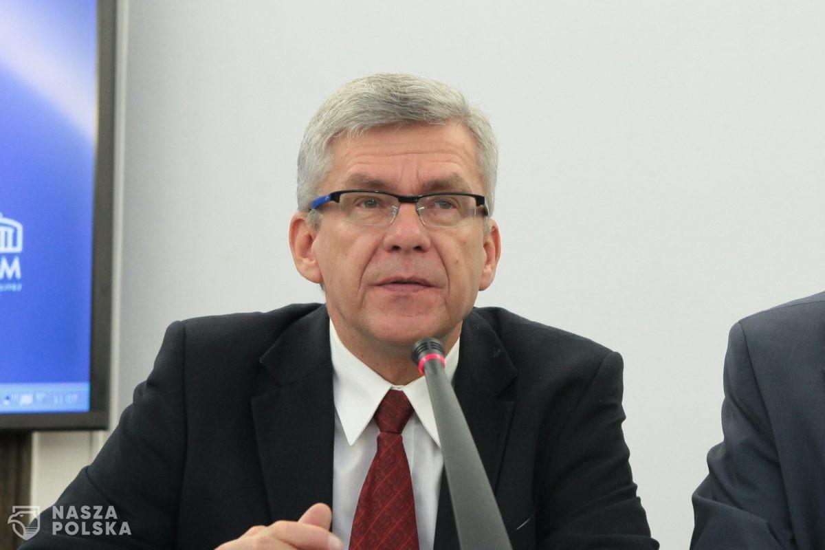 Karczewski: mamy dużo do zrobienia w psychiatrii dziecięcej