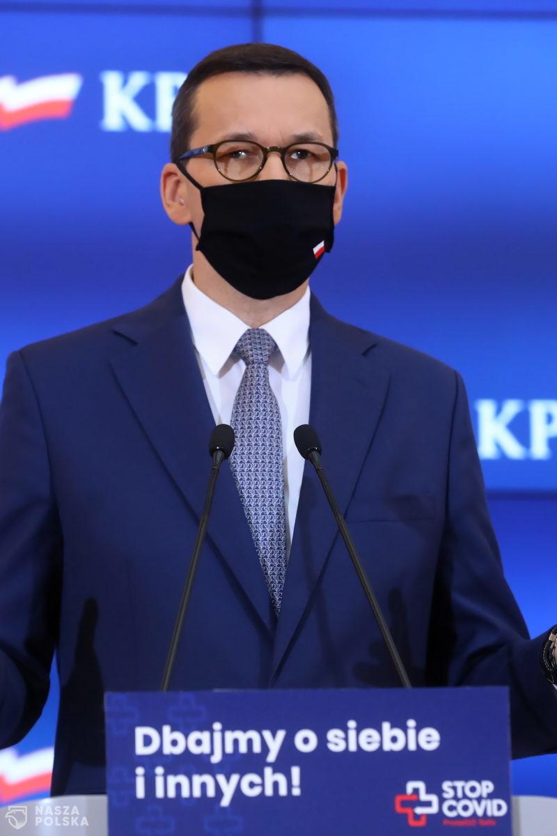 Trzecia fala koronawirusa? Tak twierdzi premier Morawiecki…