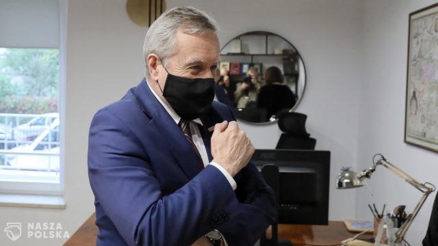 Premier Gliński tłumaczy dlaczego wiosną zamknięto lasy