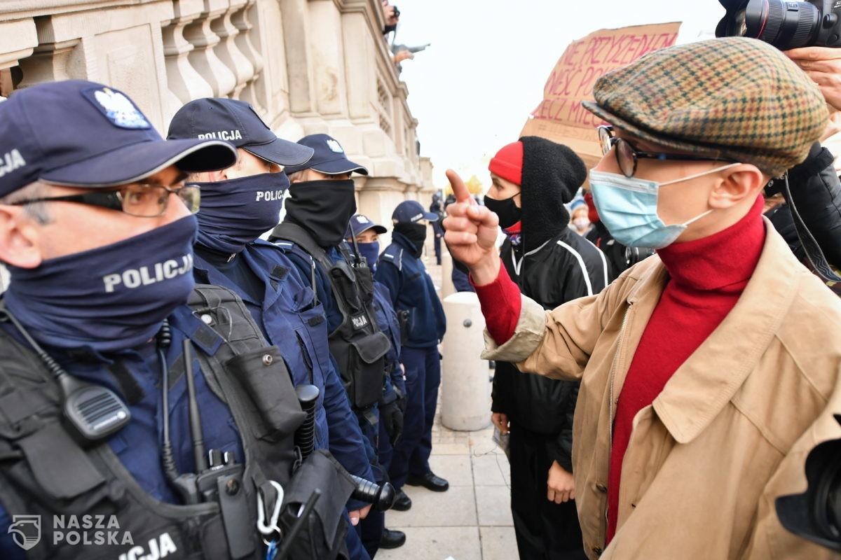Prokuratura Krajowa zabrała głos w sprawie protestów proaborcyjnych
