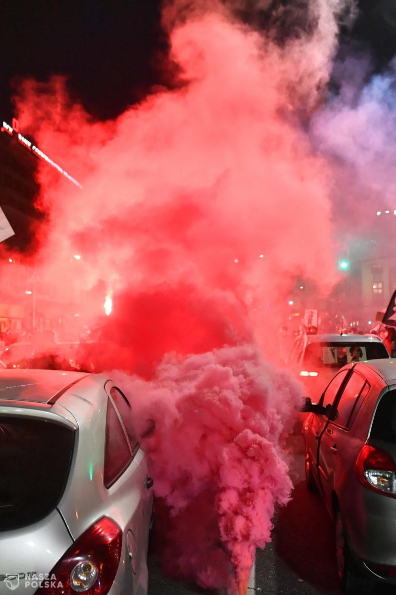 Protesty aborcyjne i blokady w kolejnych miastach