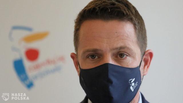 Trzaskowski: Kaczyński rozpętał piekło, a teraz eskaluje konflikt