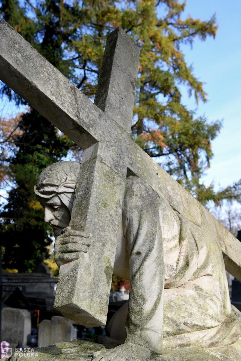 Po decyzji rządu zwiększony ruch na cmentarzach