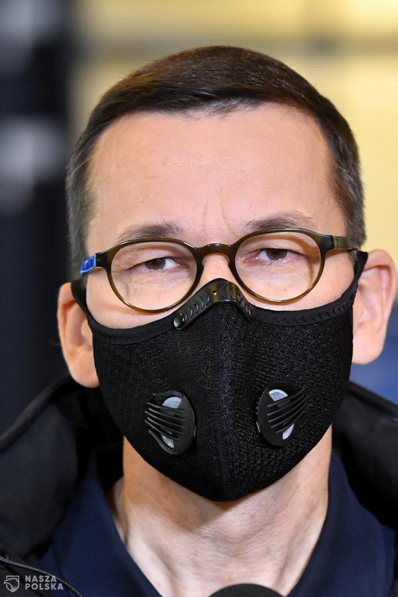 Premier do protestujących: niech ten gniew, niech ta niechęć skupi się na mnie, na politykach