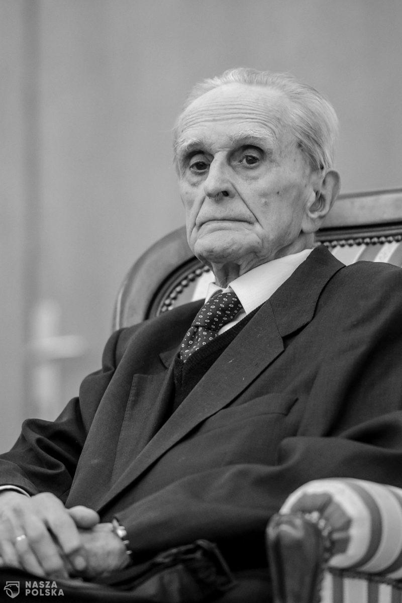 Zmarł prof. Andrzej Półtawski filozof, powstaniec warszawski, żołnierz AK