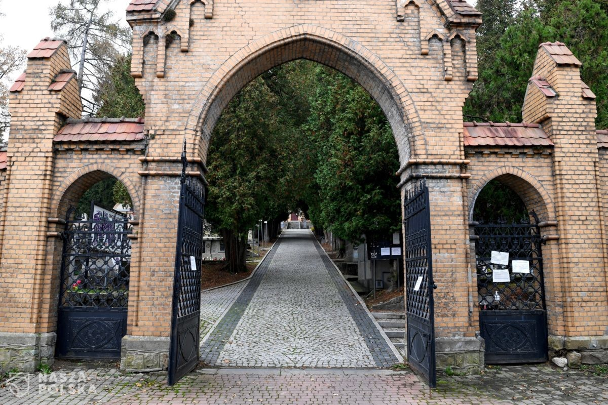 Cmentarze w Przemyślu są i będą otwarte. Bunt prezydenta?