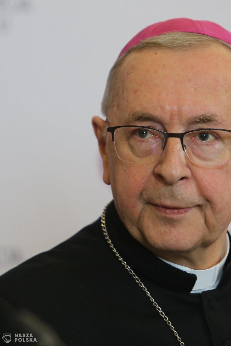 Przewodniczący Episkopatu: Bez Pisma Świętego nie można zrozumieć Chrystusa