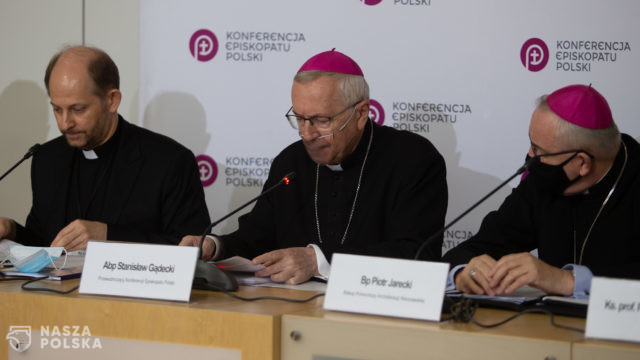 """Przewodniczący Episkopatu: encyklika """"Fratelli tutti"""" ukazuje braterstwo bez granic"""