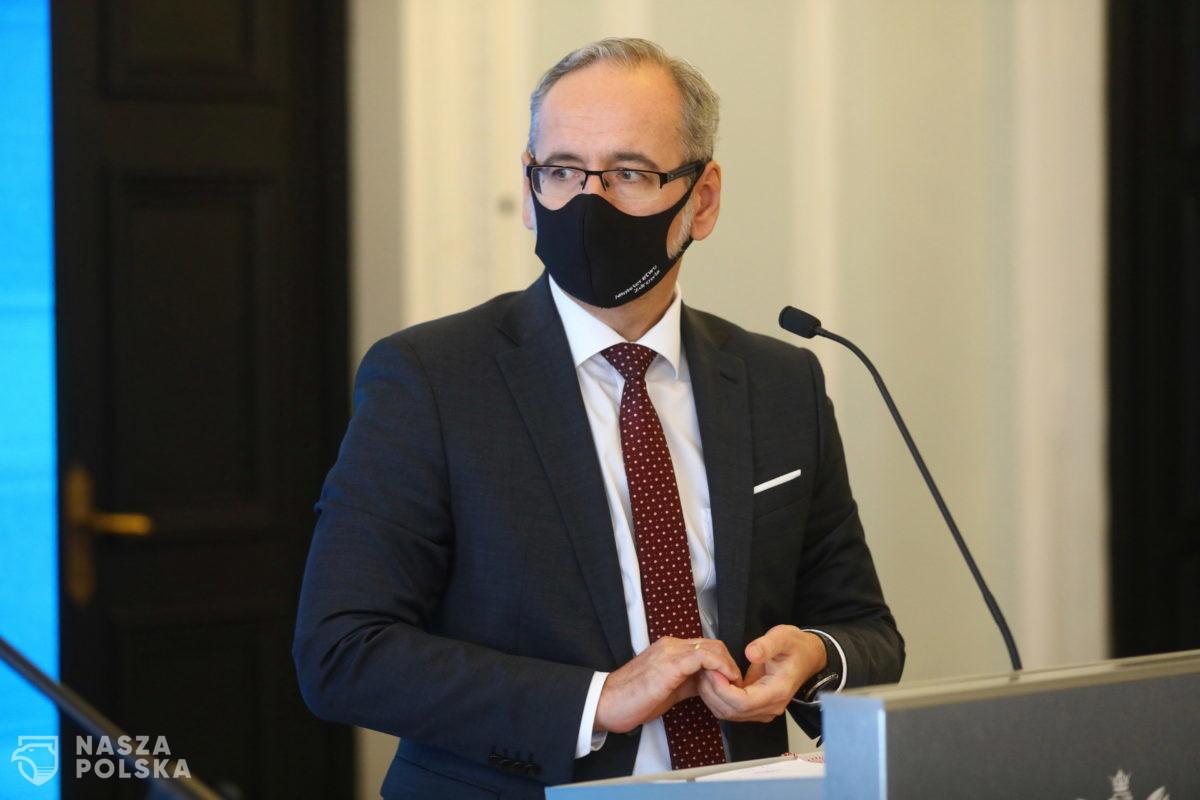 Niedzielski: Minister Kamiński zobowiązał się do wyjaśnienia zajścia w Głogowie
