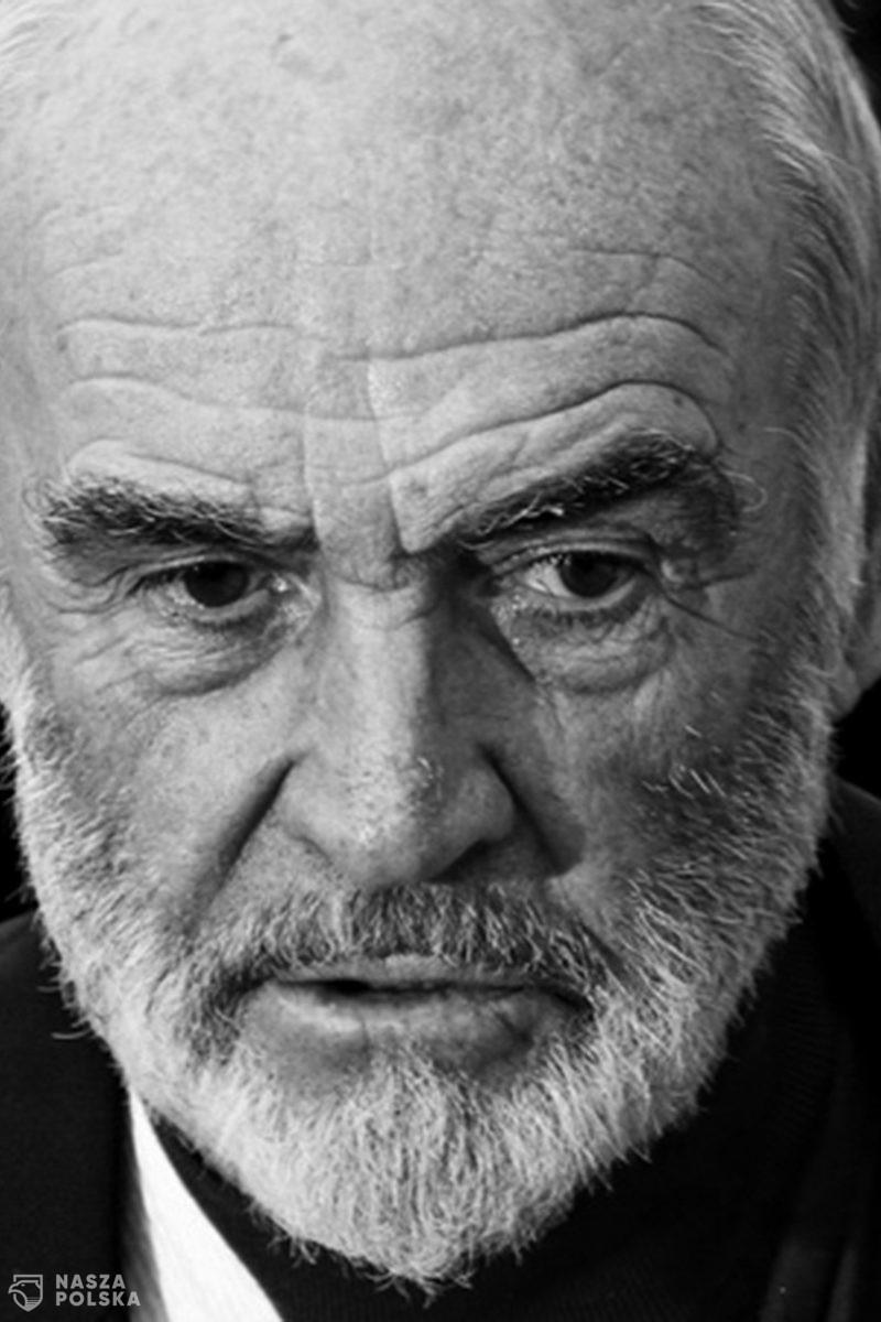 Sir Sean Connery. Świętej pamięci Sean Connery