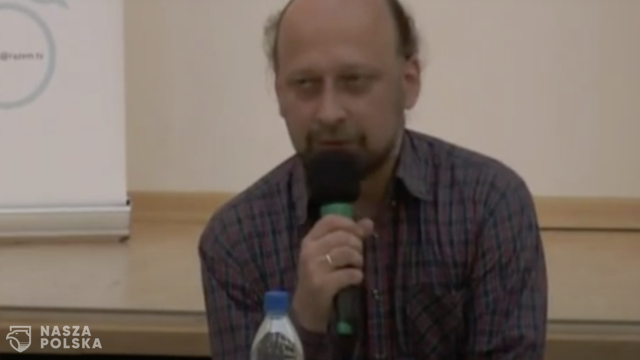 """Publicysta Gazety Polskiej: """"na złość Braunowi i innym ruskim popychadłom z Konfederacji"""""""