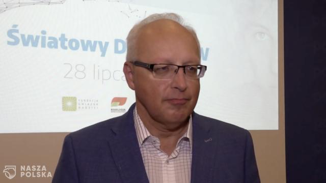 Prof. Flisak o leczeniu COVID-19 amantadyną: to przestępstwo