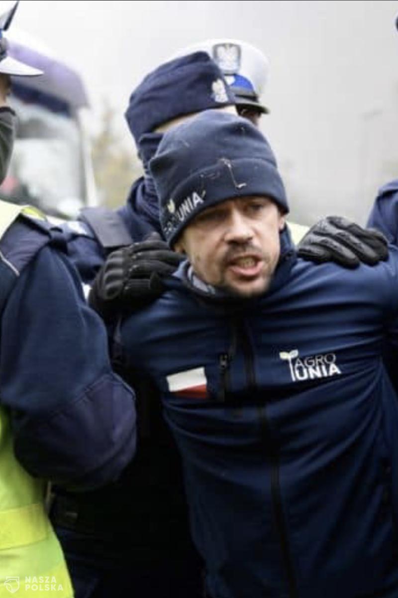 Strajk rolników. W całej Polsce trwały blokady, jedna ma zostać na stałe