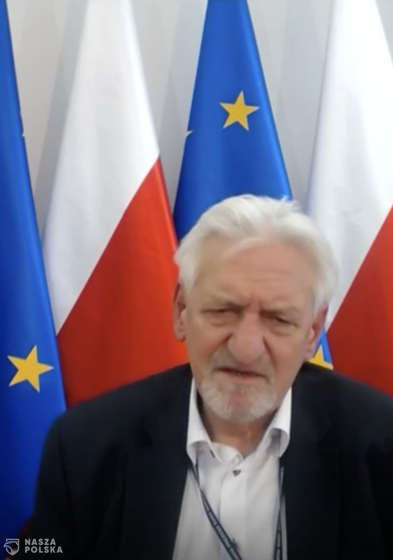 """Prof. Horban zapowiada """"prawie lockdown"""" dla seniorów"""