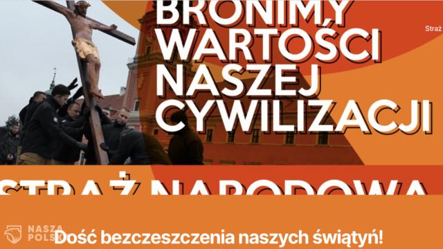 Prezes Stowarzyszenia Marsz Niepodległości: Lewica ma krew na rękach