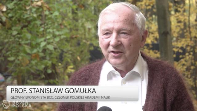 Prof. Gomułka: Perspektywa powrotu do stanu normalności w gospodarce się odsuwa