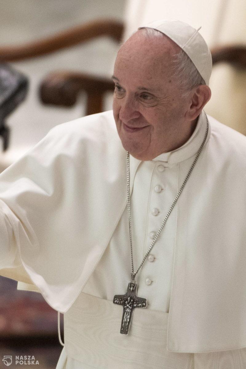 """Papież wzywa do działania: Czas """"przebudzić się ze snu obojętności"""""""