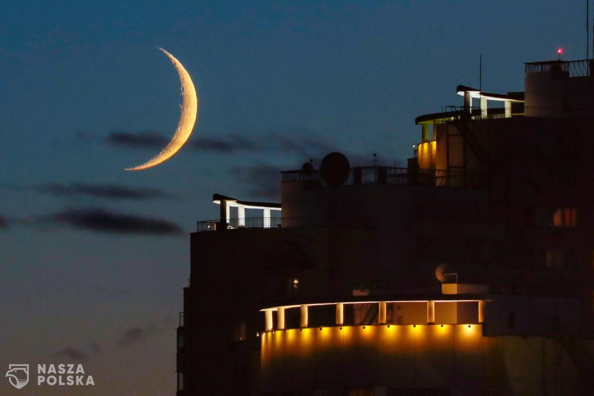 Księżyc – Moskwa