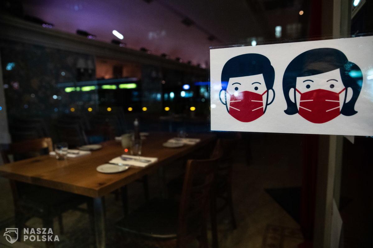 Mateusz Gessler: Wiele restauracji nie podniesie się z kryzysu spowodowanego pandemią
